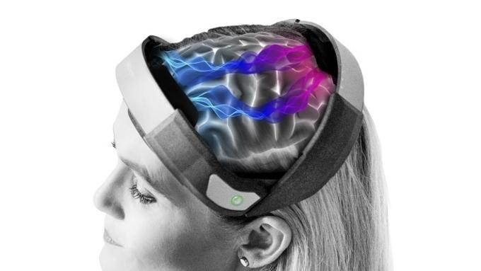 웨어러블 헤드셋, 'PlatoWork 두뇌 자극기'