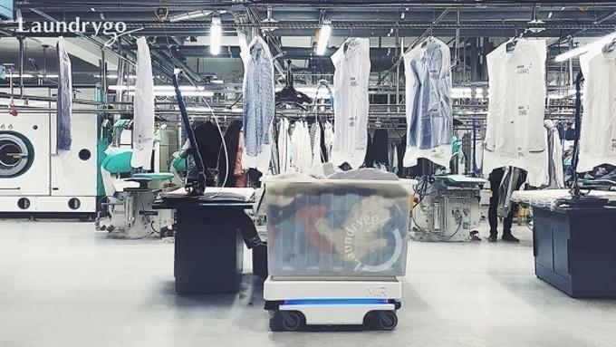 모바일 세탁 서비스 '런드리고', 170억 원 규모 시리즈 B 투자 유치
